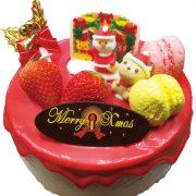 クリスマスフレーズ 3700円/15cm