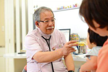 丁寧な診察をモットーとする小児科・内科 どんなことでも相談してみて!