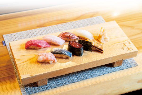 すず木 寿司