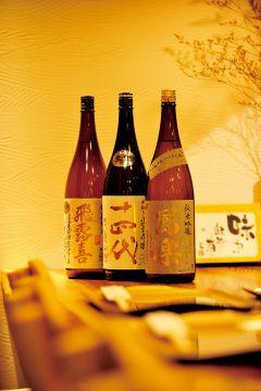 しば田 日本酒