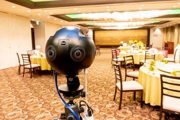 インスタイル/360度カメラ