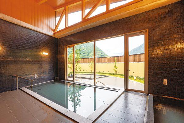 北川村温泉ゆずの宿