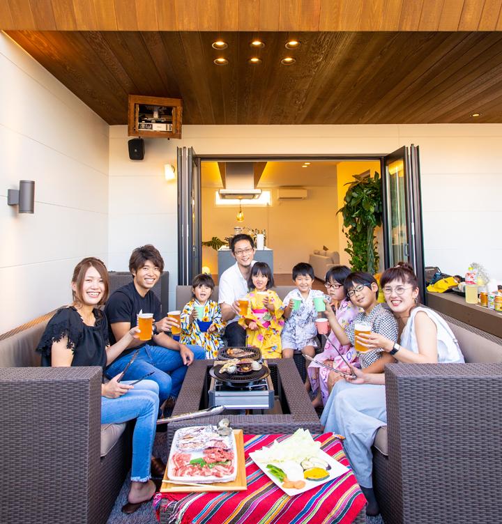 7月11日(木)リゾート住宅の親子誌面モデルを大募集! パパ・ママ・キッズでお友達同士のファミリー2組を募集します!
